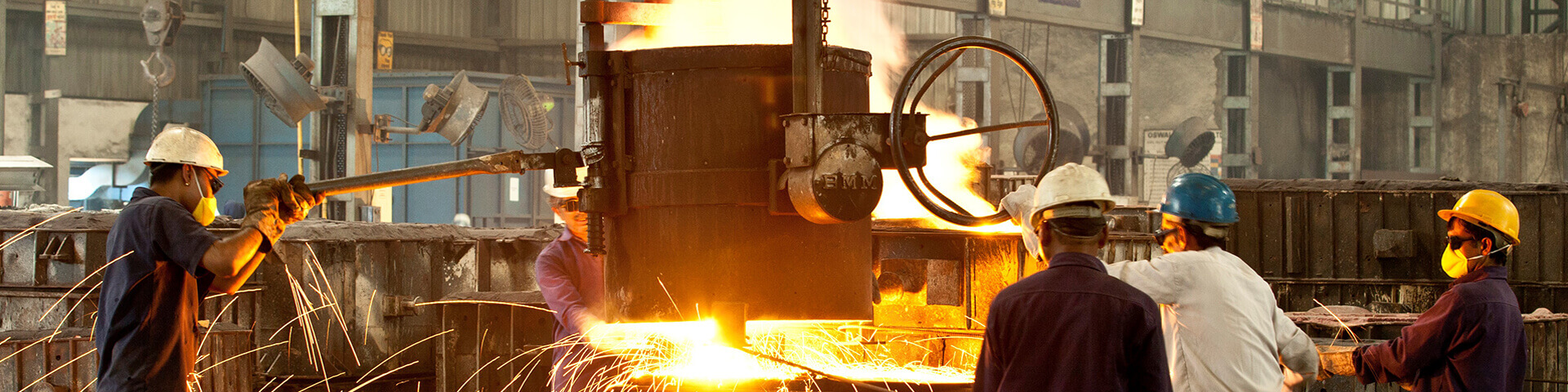 Our Foundry | Oswal Industries Limited